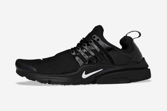 Nike air presto black black 1