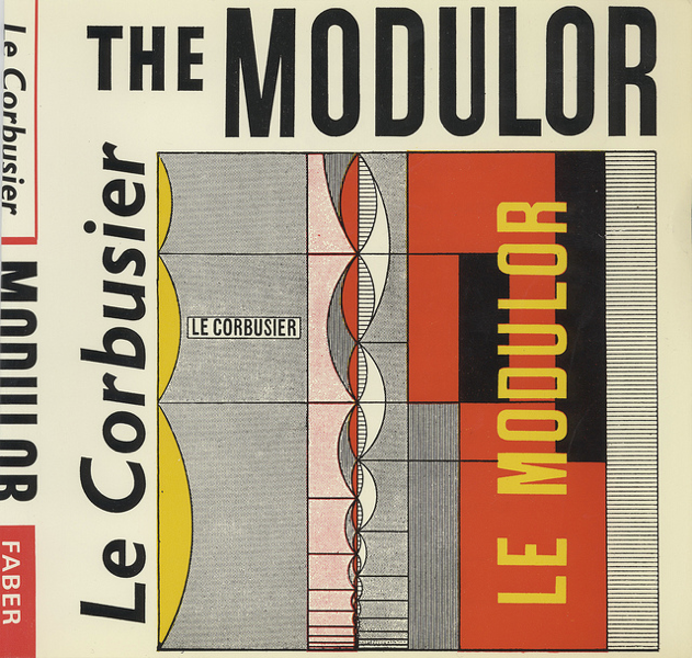 2 The Modulor by Le Corbusier